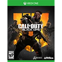 Call of Duty: Black Ops 4-Bilingual French & English-Xbox One