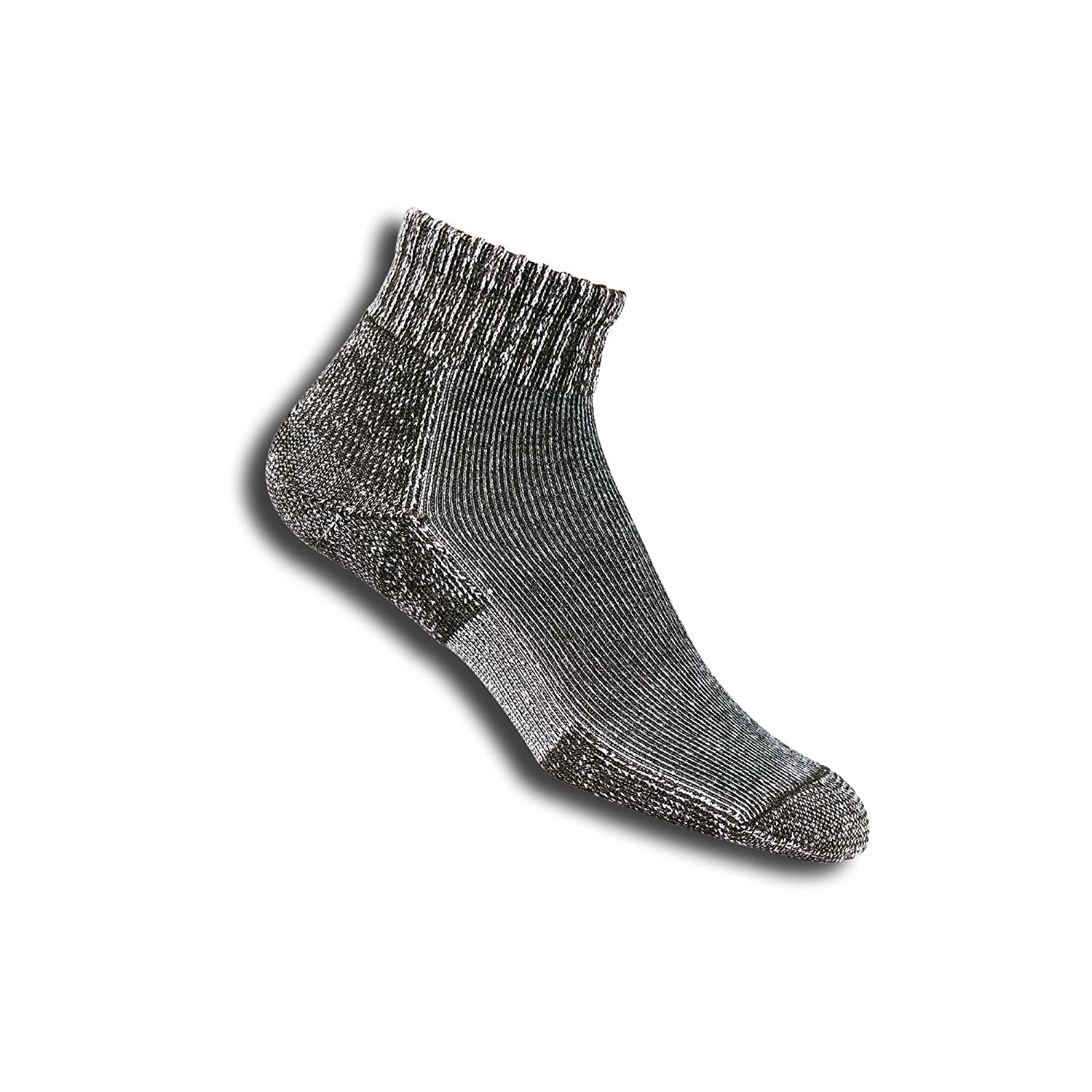 thorlos mens Trmx Trail Running Thick Padded Ankle Sock