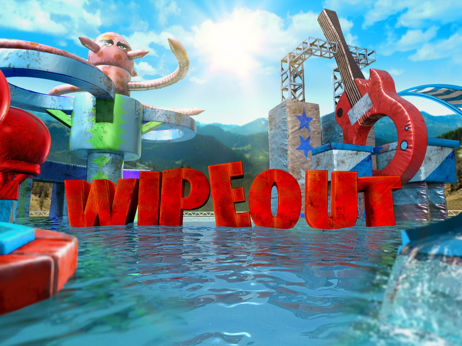 wipeout exes