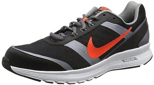 Nike Air Relentless 5, Zapatillas de Running para Hombre, Negro (Blck/Ttl Crmsn-Mtlc Cl Gry-Wht), 40 1/2 EU: Amazon.es: Zapatos y complementos