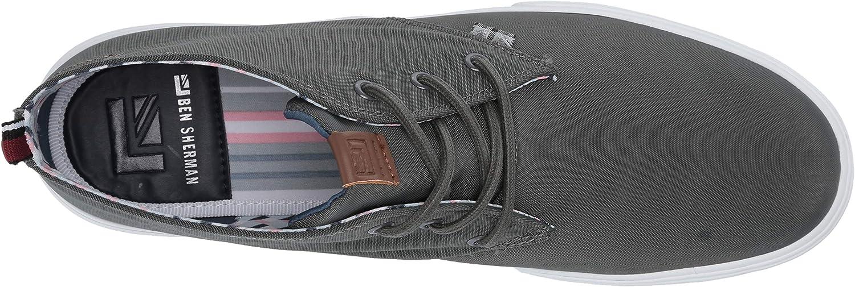 Ben Sherman Mens Bradford Chukka Sneaker