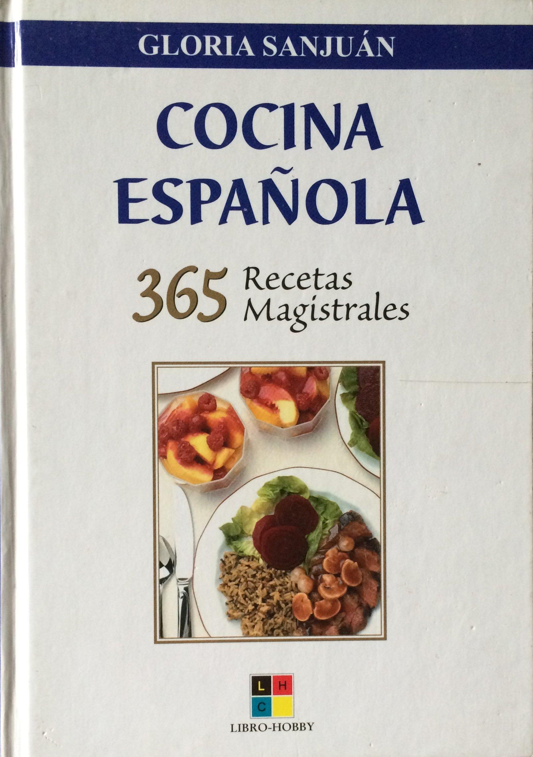 Cocina española : recetas especiales para microondas ...