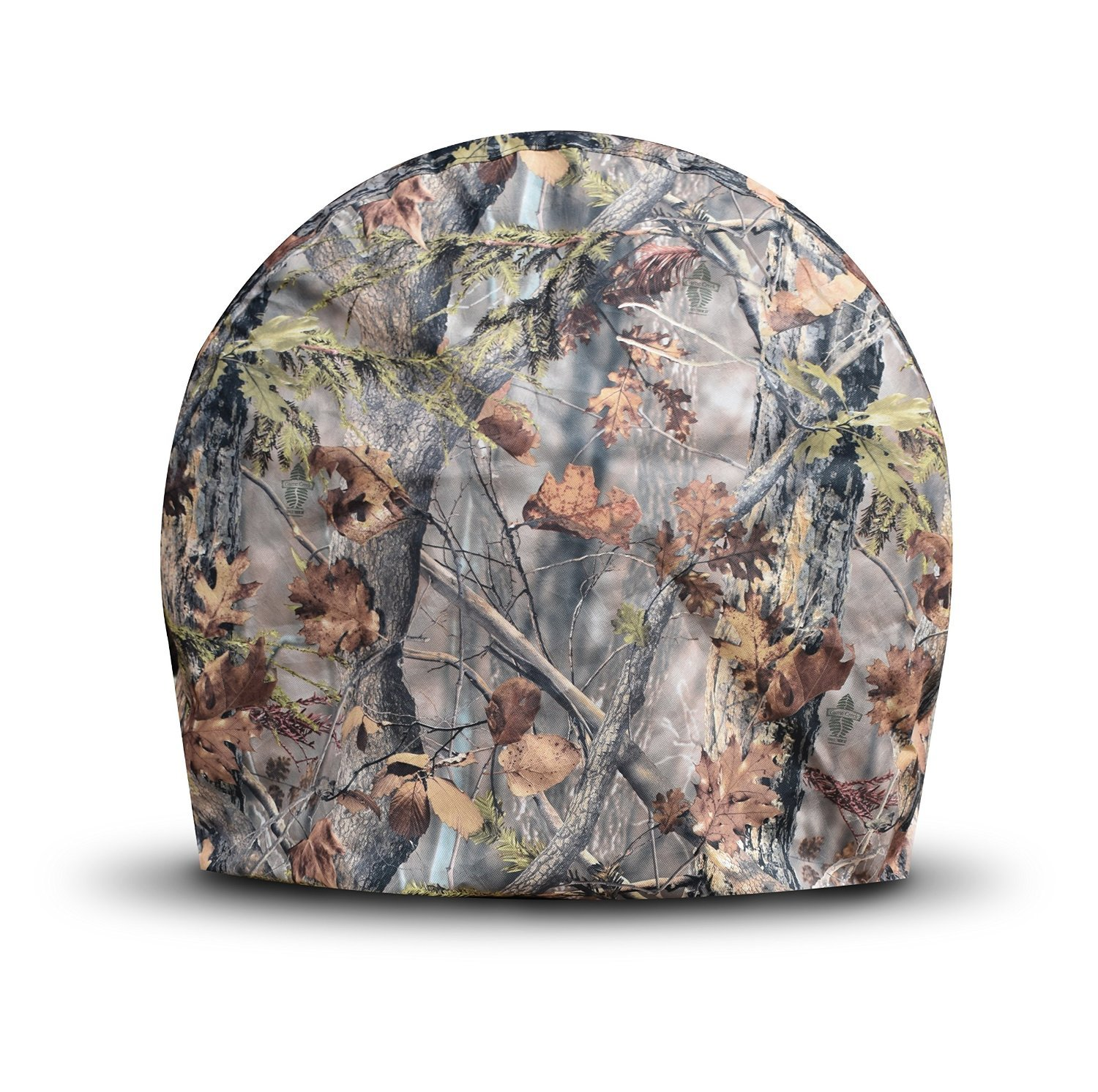 ADCO 3654 Camouflage #4 Game Creek Oaks Tyre Gard Wheel Cover, (Set of 2) (Fits 24''-26'') by ADCO
