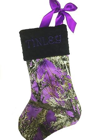 christmas stockingcamo christmas stocking real tree christmas stocking true timber christmas stocking - Camo Christmas Stocking