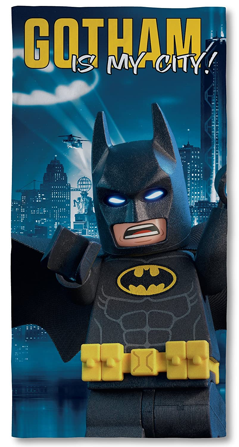 Familando 'LEGO Batman Telo Mare 70 x 140 cm Movie 100% cotone Lyo