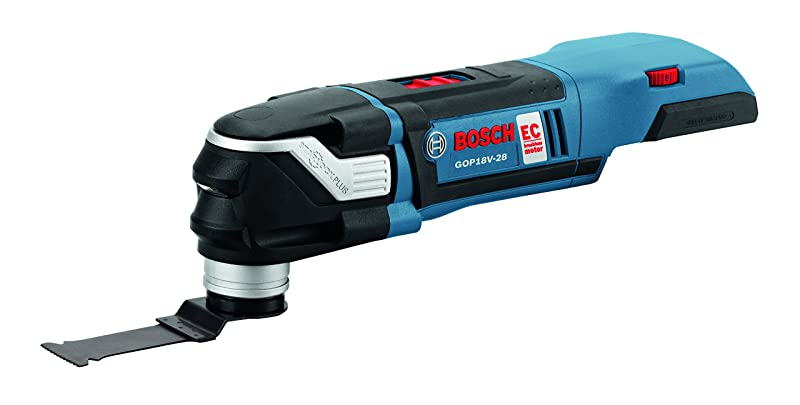 Bosch GOP18V-28N Cordless Oscillating Tool Review