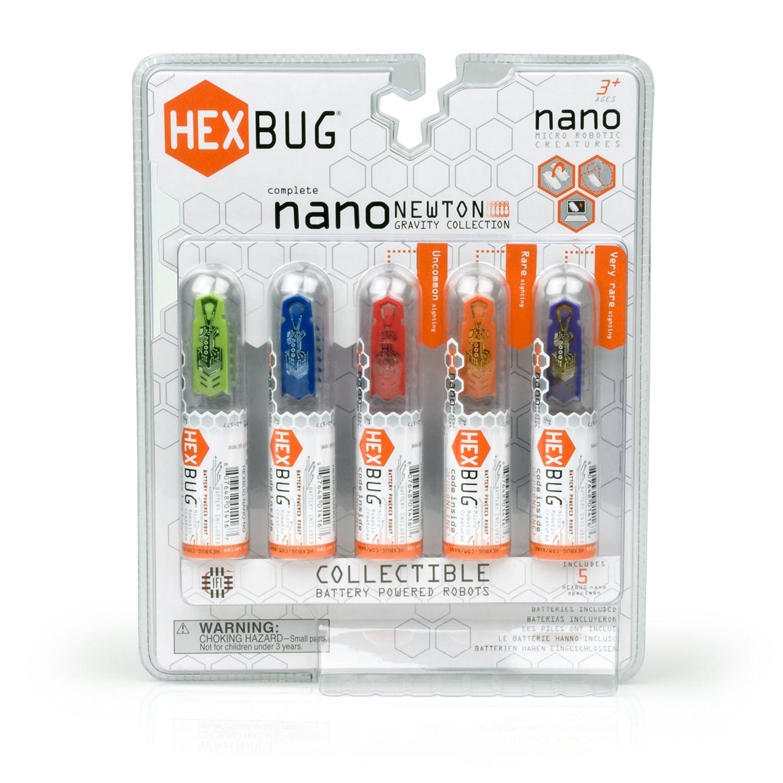 Hexbug Nano Electronic Toys (Assortment, Pack of 5) B003DV78JO