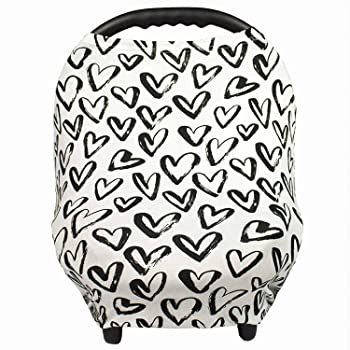 Gufix Nursing Cover Scarf Breastfeeding Cover for Girls and Boys