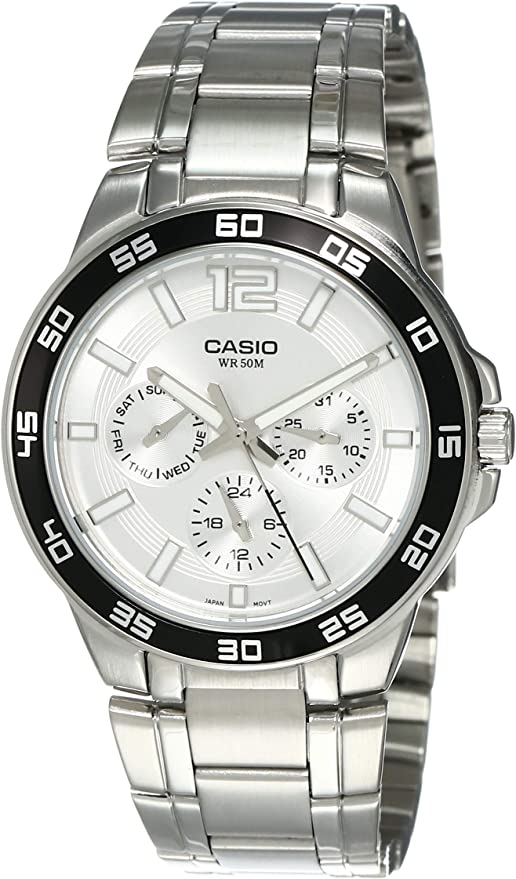 Casio MTP 1300D 7A1V – Montre Bracelet pour Homme 9o15R
