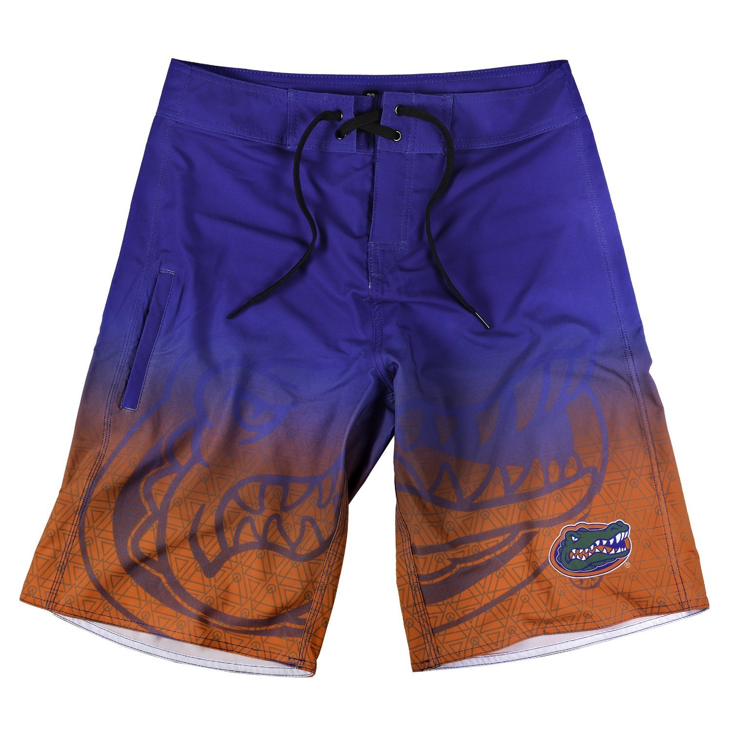 2015 NCAA College Mens Gradient Swimsuit Board Shorts - Pick Team