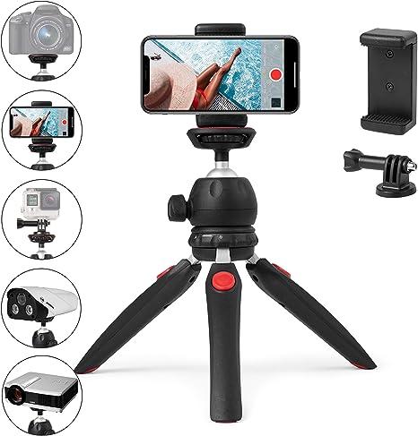 Amazon.com: Polarduck - Mini trípode para teléfono móvil ...