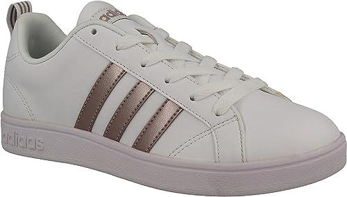 adidas Vs Advantage W, Sneaker Basses Femme: Amazon.fr ...