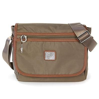 BAG STREET modische Tasche Damentasche Schultertasche Clutch