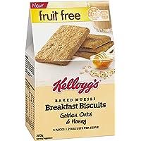 Kellogg's Breakfast Biscuit Golden Oat & Honey, 200 g