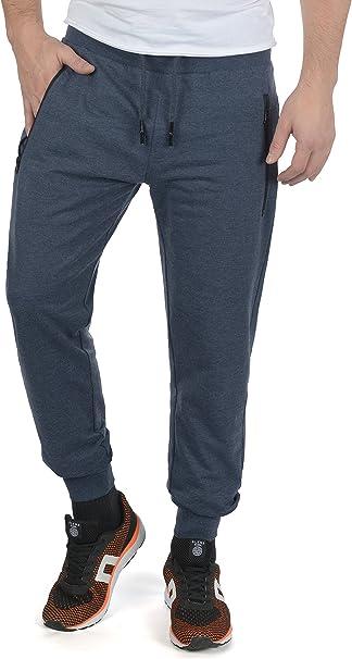 Pantalones de chándal Solid Taras para hombre, con interior de ...