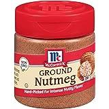 McCormick Classic Ground Nutmeg, 1.1 oz