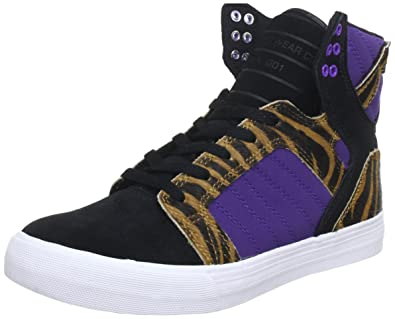 64a9320a0940 Supra Men s The Skytop Sneaker 9 Purple