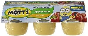 Motts, Applesauce, 3.9 Ounce, 6 Count