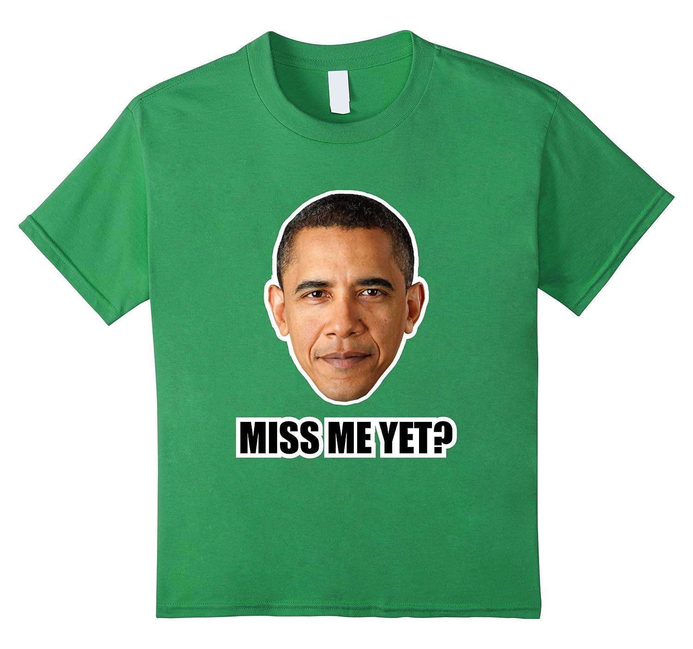 Barack Obama Miss Me Yet