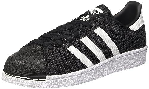 scarpe adidas superstar uomo nere