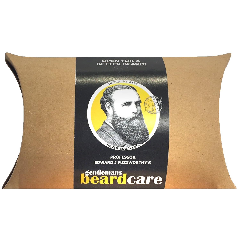 Professor Fuzzworthy's Sample Travel Beard Kit & Hair Pack | 100% Natural Shampoo & Conditioner | Organic Kunzea & Essential Plant Oils | Handmade in Tasmania Australia