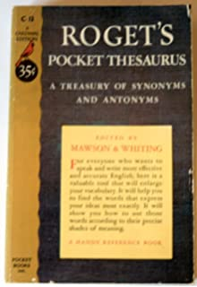 Macquarie Budget Thesaurus: A - Z of Synonyms: Anonymous