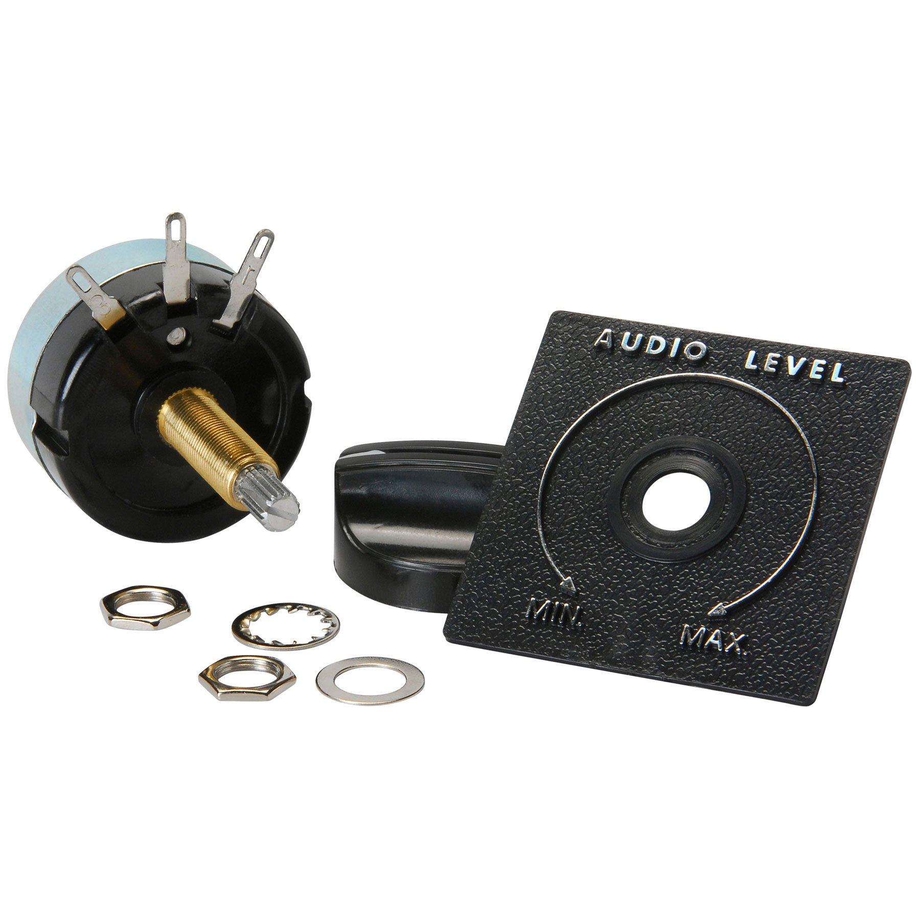 Parts Express Speaker L-Pad Attenuator 15W Mono 1'' Shaft 8 Ohm