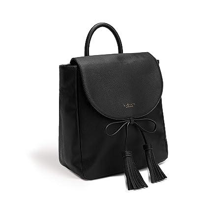 7c59dcfb36c3 LaBante - Leather Backpack - Miley - Black Backpack Women Backpack Vintage  Rucksack
