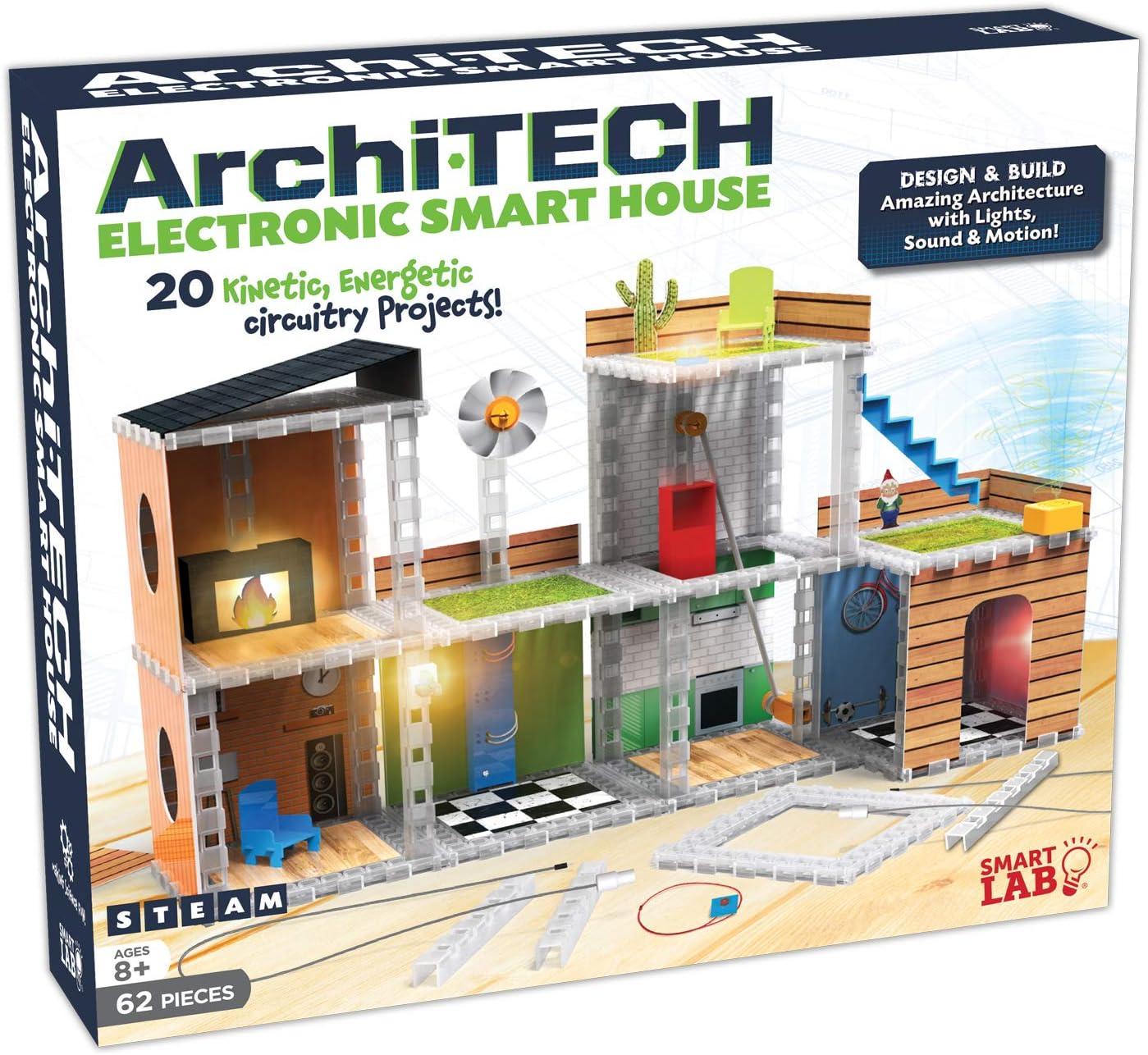 smartlab electronic smart house