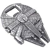 Star Wars - Abridor de botellas Millenium Falcon Metal