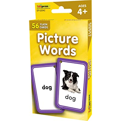 Teacher Created Resources Picture Words Flash Cards (EP62042): Office Products