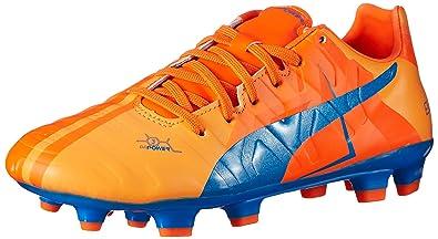 e59c92623052 PUMA Evopower 3 H2H FG JR Soccer Shoe (Little Kid Big Kid)