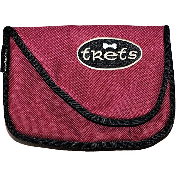 Belt Clip Style and 7 Great... Hoof /& Woof TRETS Training Treat Reward Pouch
