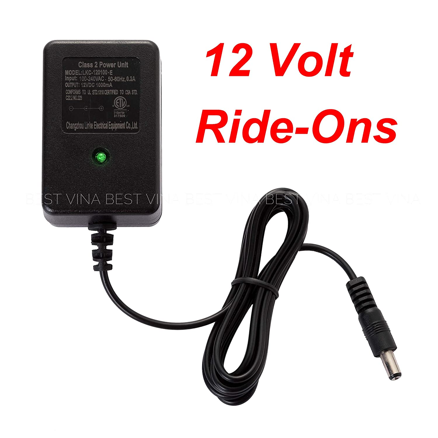 81fHFRaYpGL._SL1500_ amazon com 12v charger for kids ride on car, 12 volt battery