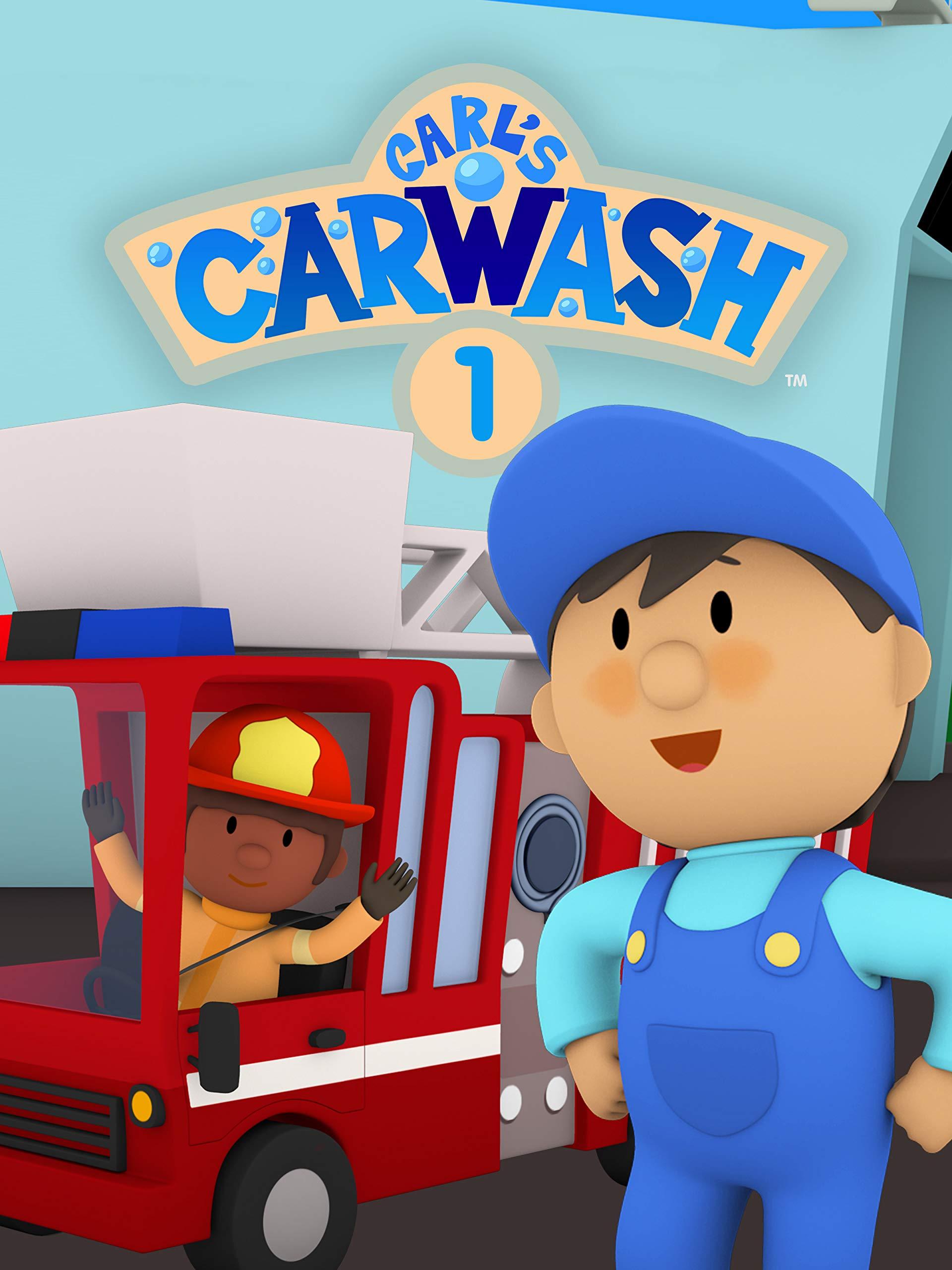Carl's Car Wash 1