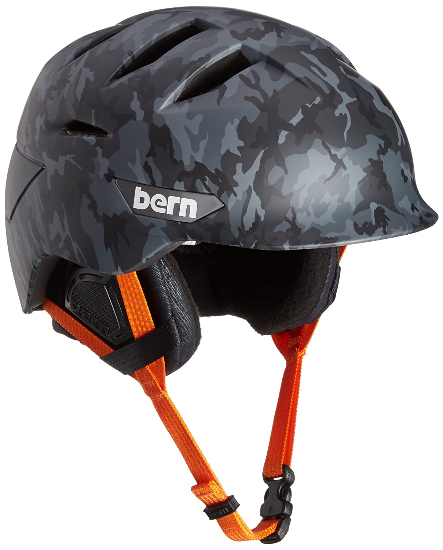 大人女性の Bernヘルメット – BernヘルメットRollins – – マットブラック B011QI5112 L-XL|Matte Matte Grey Camo Grey Matte Grey Camo L-XL, select shop HK/エイチケー:992af0b5 --- a0267596.xsph.ru