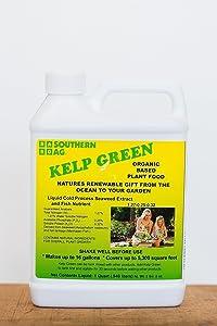 Southern AG Kelp Green Organic Fertilizer