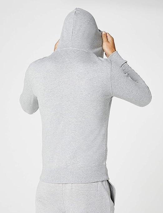 Tommy Hilfiger Herren Sweatshirt Zip Thru Hoody