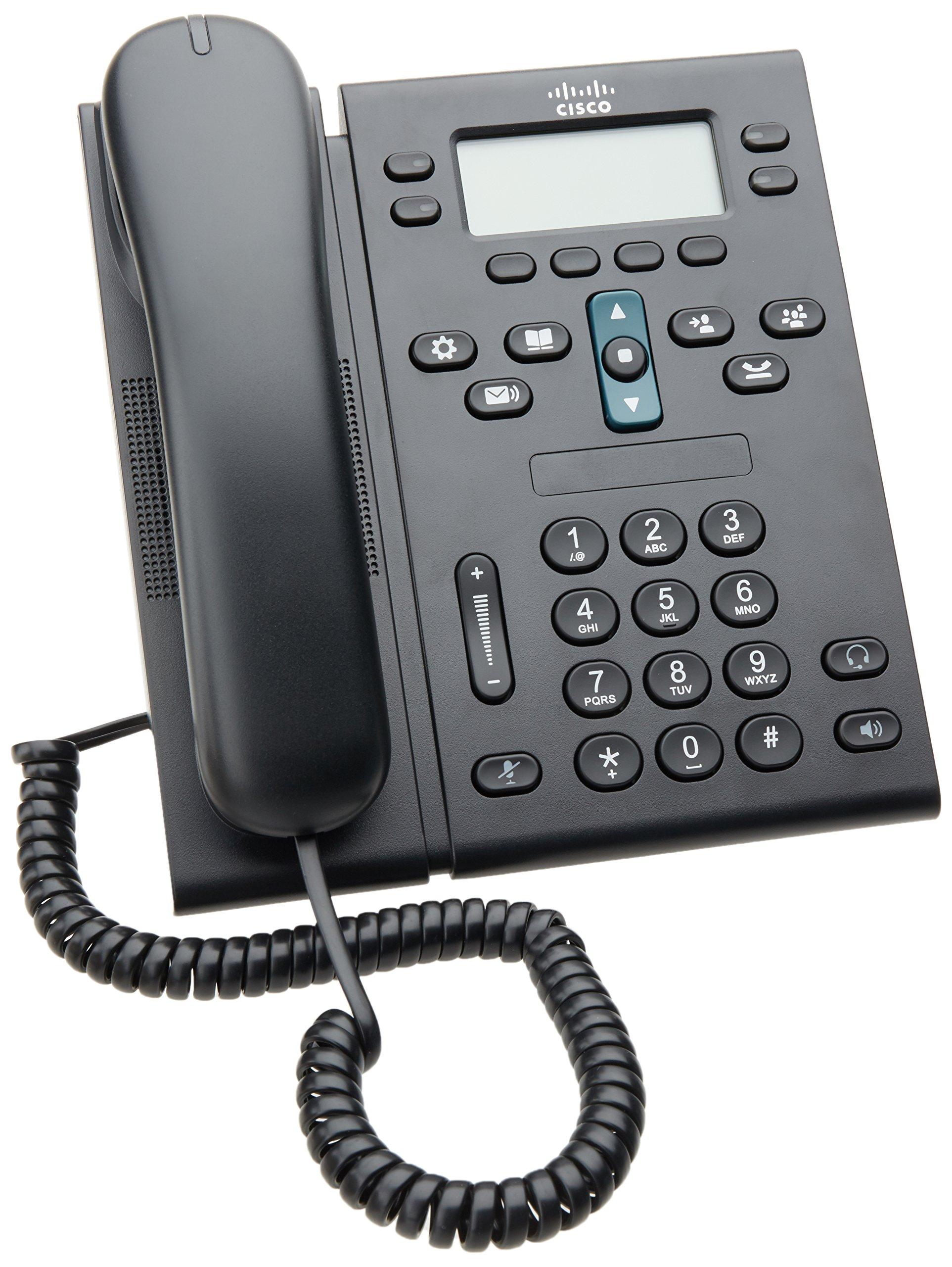 Cisco CP-6945-C-K9 6945 IP Phone Charcoal Standard Handset