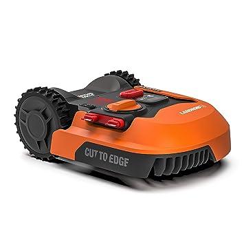 Worx WR143E Robot Cortacésped Landroid M 1000 WIFI: Amazon.es ...