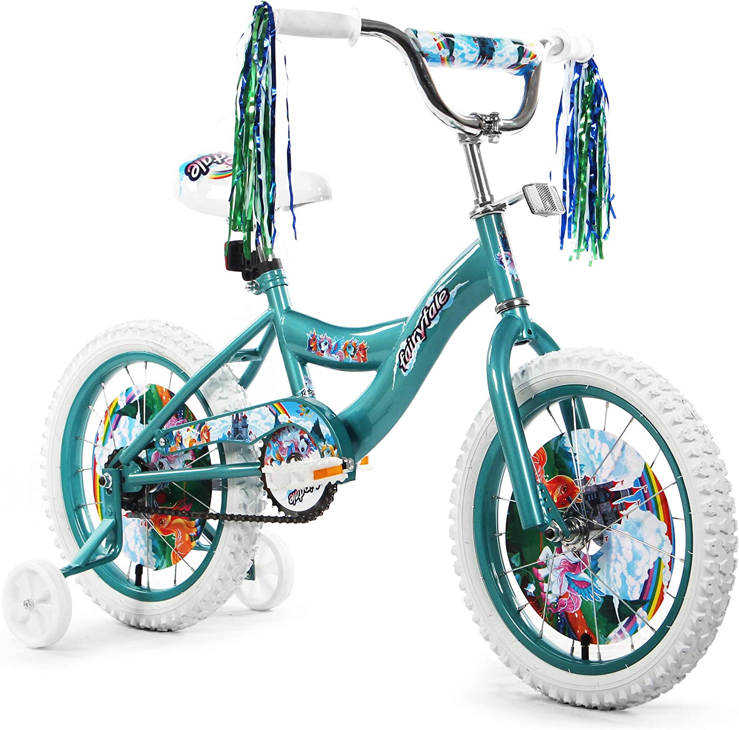 16 /& 20 Wheels ISD Kids Bicycles Dinosaur /& Unicorn Bike with Training Wheels 12 Multiple Colors