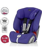 Britax Römer Kindersitz, 9 - 36 kg, EVOLVA 123 Autositz Gruppe 1/2/3