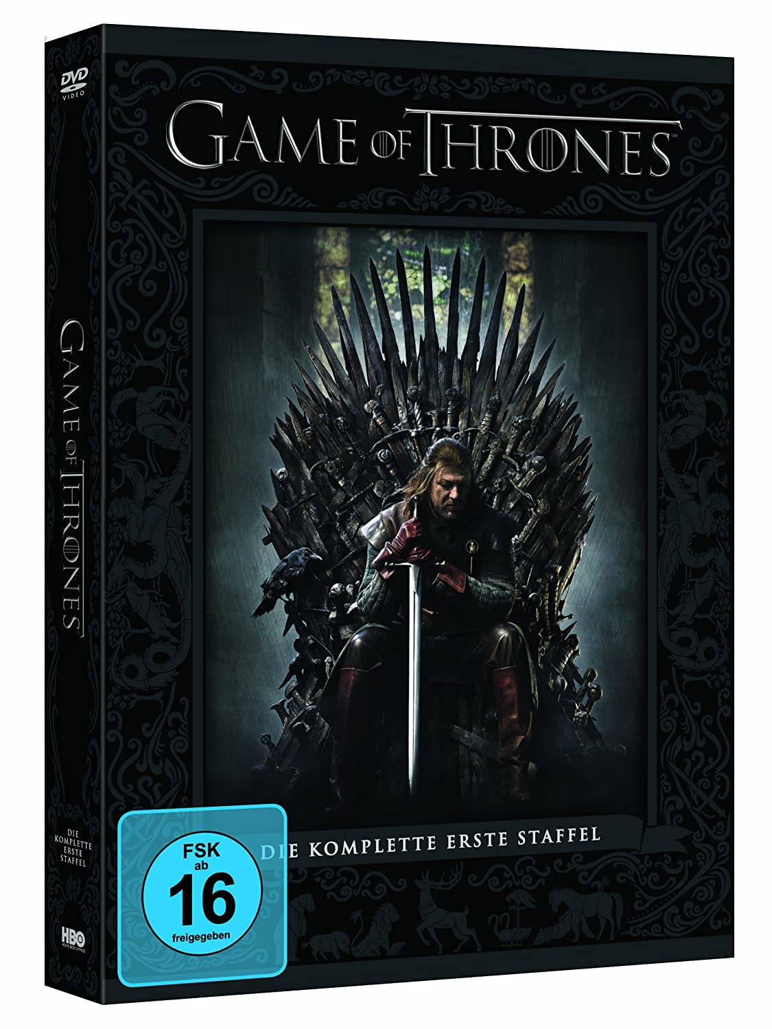 Game of Thrones - Die komplette erste Staffel Alemania DVD: Amazon.es: Sean Bean, Mark Addy, Nikolaj Coster-Waldau, Michelle Fairley, Lena Headey, ...
