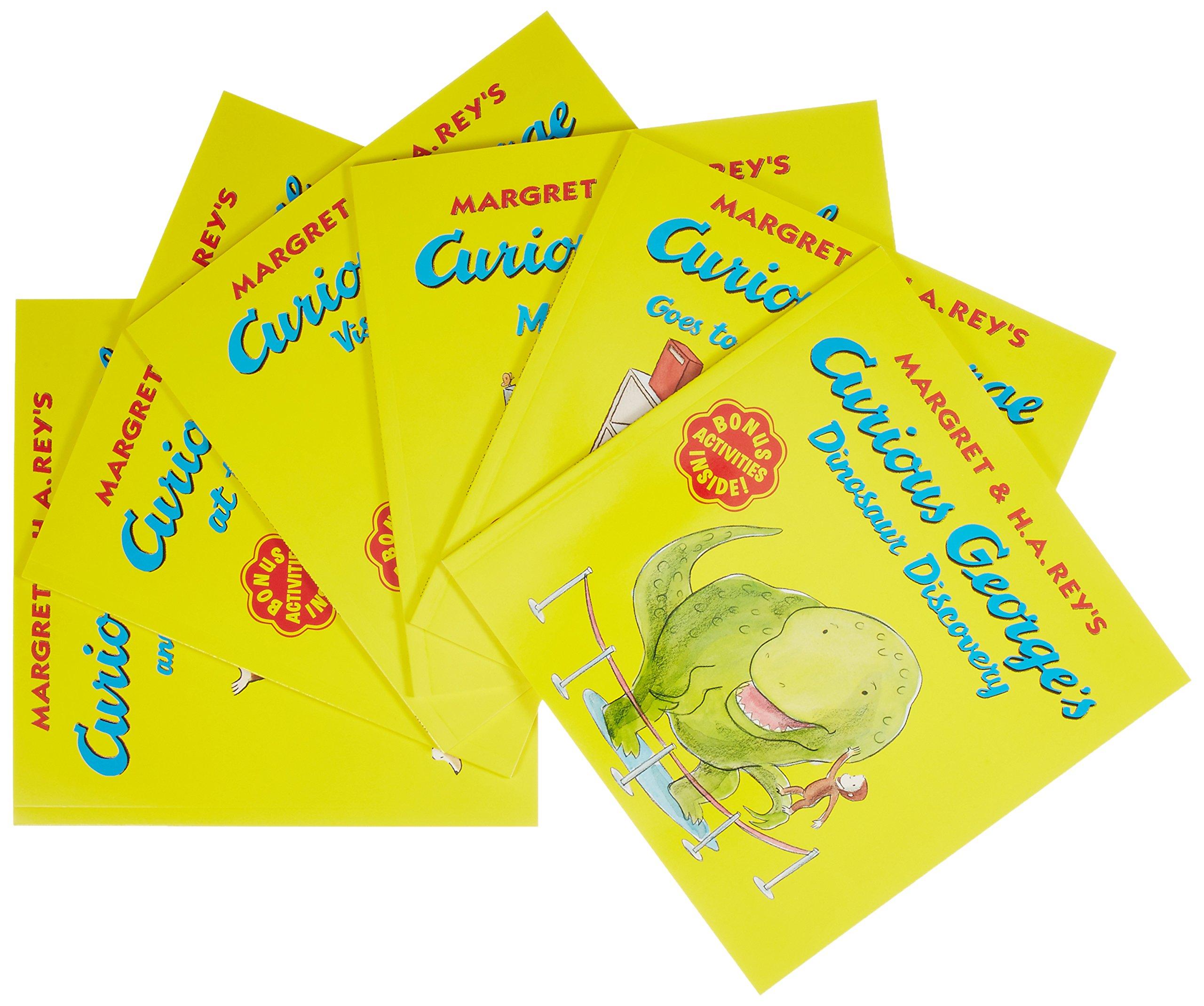 Download Curious George Around Town (6 Volume Set) pdf