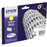 Epson C13T79044010 - Cartucho de tinta, color amarillo