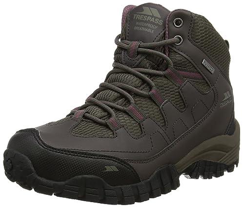 efc7ada0b1a Trespass Mitzi, Women's High Rise Hiking Boots