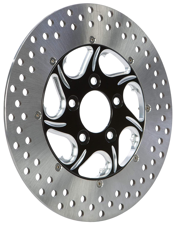 HardDrive F2120ARR118-2P Black 2Pc Rear Right Flow Disc