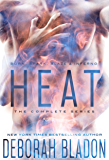 HEAT - The Complete Series: BURN, SPARK, BLAZE & INFERNO