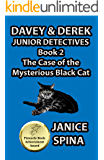 Davey & Derek Junior Detectives Series Book 2: The Case of the Mysterious Black Cat
