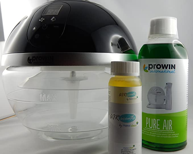 Prowin Air Bowl Bewertung prowin air bowl 2 generation air purifier with uv sterilization